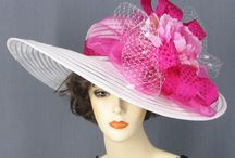 Ideas for my Emmons Auction Derby Hat