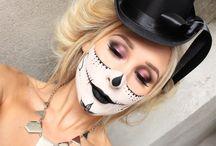 Grime/makeup