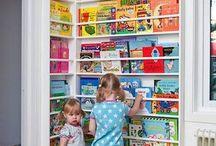Librería niños