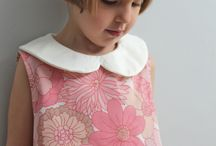MY SISTER MABEL - Upcycled Fabrics / A range of unique little dresses and bags made with upcycled fabrics.  All these items started life as something else and have been re-worked to be re-loved all over again