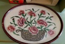 Old embroidery / Antique and vintage embroidery