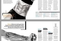 Editorial and layout