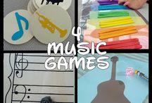 MUSIC / wszystko związane z muzyką, z nauczaniem muzyki