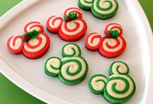 Christmas Cookies / Cookies for Santa and yourself! It's not Christmas without some sugary homemade cookies for the whole family to enjoy together!