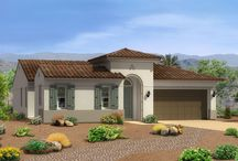 Woodside Model Homes at Skye Canyon