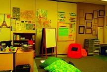 A Peek Inside My Classroom...
