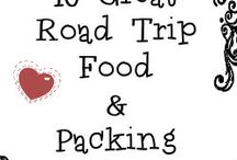 Road Trips / What to do/bring on road trips
