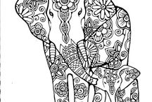 Coloring Books for Grown Ups