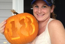 Tis the Season! / Time to break out your pumpkins! Check out how NASCAR fans are gearing up for October!