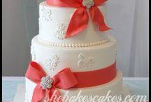 Wedding cakes / by Emily Blakeman