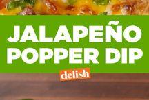 Dips recipe