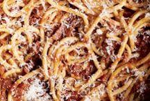 Makarony, pasta, spaqhetti