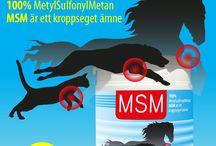 MSM - Metylsulfonylmetan - Gelest AB