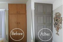 szekrény régiből újjat