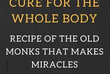 Monks body cure