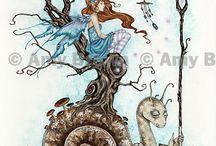 Amy Brown/The Poppy Tree/Pinky Toast