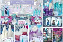 Frozen birthday party / by Nicole Tipton