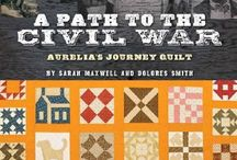 Civil War quilts / by Angela Slager