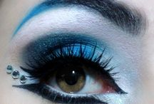 make up/hair/nails / by Brittani Johnson