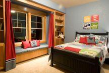 Kids Bedrooms and Bath