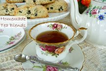 Tea Making (for the mister) / by Shanna McCune