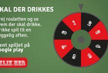 Drinks / Skål!