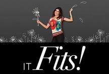 It Fits! / Rafaella,  You'll Love the Way it Fits!