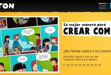Narración Digital / Ideas, herramientas, proyectos, tareas relacionados con la Narrativa Digital.
