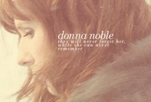 Best Temp in Chiswick / Donna Noble, who for one moment, one shining moment, was the most important person in the whole wide universe. Companion and BFF to the Tenth Doctor... and the best temp in Chiswick! I love Donna and her brassiness. #DoctorWho #Donna #BBC || Check out my other boards for Nine, Ten, Eleven, more Companions, and general Doctor Who awesomeness.