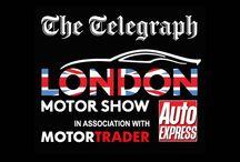London Motor Show / UK Restoration are attending The London Motor Show 2016