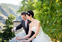 Braut & Bräutigam / Hochzeitsfotografie
