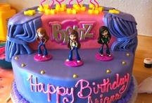 torta de niñas