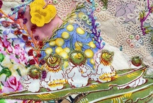 Sew - Crazy Quilts/Embroidery / by Sue Leigh
