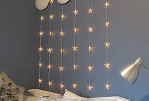 New bedroom! / by Rachel Hatch