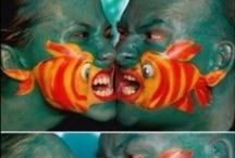 Inspiratie {face painting}