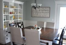 Dining Room Designs / Lovely Ideas and Designs for Dining Room!