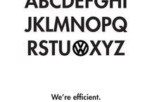 Werbung / kluge Plakatwerbung