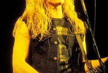 Metallica's James