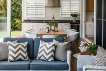 Deck and verandah / by Melissa
