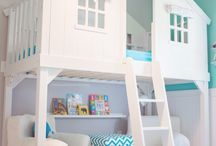 child room / interior design for bosy or girls