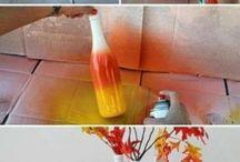 Fall Crafty Ideas / by Sarah Kuhn