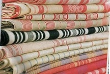 Vintage Woven Material