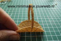 Poppenhuis / Miniaturen