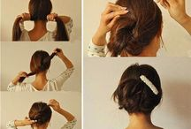 Hairstyling hacks