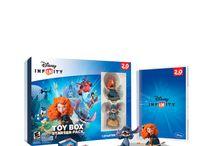 DISNEY INFINITY / Disney Infinity, Disney, Xbox, Wii, ps3,