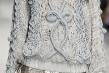 knitted / Fashion textile and other stuff