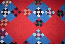 Fiber: Quilting Eye Candy / Quilting is doing math with fabric. LOVE! / by Ruth James