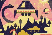 Animated motion graphics style references / by Digital Accomplice