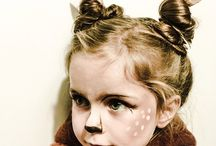 Kids face painting & costumes