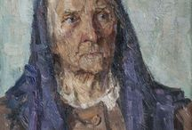 "Malanenkov Yuriy ""Portrait"" / Portrait and self-portrait"